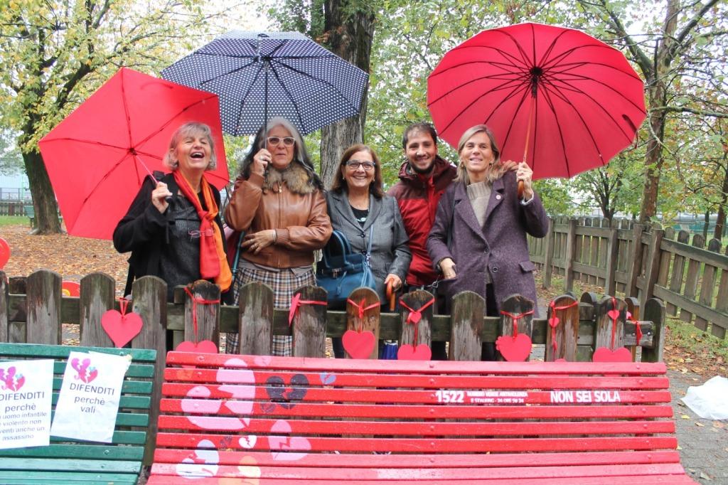 panchina rossa gruppo 2